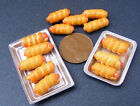 Large Sausage Rolls Dolls House Miniature Bakery