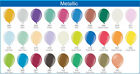 "100 Metallic 11"" Latex Party Balloons 27 colours"