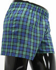 black watch scotland tartan boxer shorts, sizes S-XL