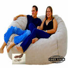 Giant Bean Bag Chair 6 Cozy Foam Filled By Cozy Sack Buy Factory Direct