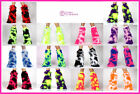 OVER THE KNEE COW PRINT RAVE FLUFFIES  BOOT COVERS FLUFFY LEGWARMERS RAVEWEAR
