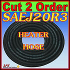 EPDM SAEJ20R3 Flexible Rubber Car Heater Radiator Coolant Hose Engine SAE Pipe