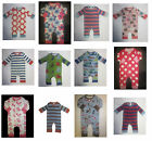 Baby Boy / Girl pyjamas sleepsuit babygro ex MINI BODEN NEW!