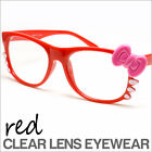Hello Kitty Glasses New Cute Clear Lens Fashion 8841KC mult