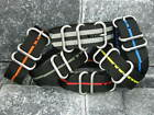 Top New 22mm Nylon Black Diver Strap 3 Rings Stripe Watch Band ZULU Maratac