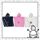 Playshoes Baby Kinder Frottee Bade Poncho Frottier Badetuch Handtuch Bademantel