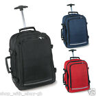 LAPTOP TROLLEY RUCKSACK & CASE IN ONE - BUSINESS EXECUTIVE FLIGHT CABIN BAG BN
