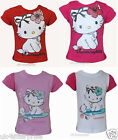 GIRLS CHARACTER T SHIRTS HELLO KITTY SPONGEBOB SQUAREPANTS