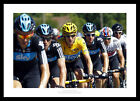 Bradley Wiggins & Team Sky 2012 Tour de France Photo Memorabilia (234)