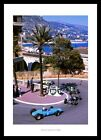 Monaco Grand Prix 1964 Formula One Photo Memorabilia (RE4070)