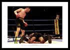 Steve Collins v Nigel Benn 1996 Boxing Photo Memorabilia (864)