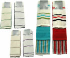 Kitchen Tea Towel Towels, Dish Cloth 100% Pure Cotton, Choice Of 2 Or 3 Packs.