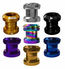 TEAM DOGZ THREADLESS HEADSET 1 1/8 SEALED CARTRIDGE BEARINGS FOR STUNT SCOOTERS