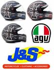 AGV S4 SV SUN MOTORCYCLE HELMET MOTORBIKE LID FULL FACE CRASH  WITH SUN VISOR