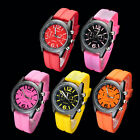 FASHION Unisex Jelly Candy Dial Quartz Wrist Watch 5 colors for choose SYU