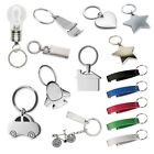 METAL STAR SHAPED KEY RING - GREAT FOR STOCKING FILLER TEACHERS PUPIL XMAS GIFT