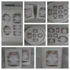 """Distressed Off White Cream Collage-Picture Photo Frames 4 x 6"""" 5 x 7"""" 8 x 10"""""""