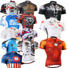NEW FIXGEAR mens Bike bicycle top Cycling tight Jersey cycle clothing S~3XL