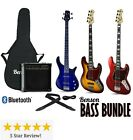ELECTRIC BASS GUITAR STARTER BEGINNER PACKAGE BRAND NEW WITH AMPLIFIER OPTION
