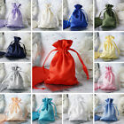 "360 pcs 4 x 6"" SATIN FAVOR Drawstring BAGS - Gift Pouches WHOLESALE BULK"