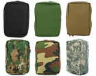 6 Color Airsoft Molle Tactical Medical First Aid Pouch Bag TAN/ACU/Black