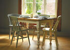 New Solid Pine Farmhouse Kitchen Dining Table - Many Sizes and Colours