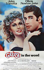 """GREASE"" John Travolta Olivia Newton John..Classic Movie Poster A1 A2 A3 A4Sizes"