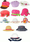 GYMBOREE HATS-2T-7--SHOWERS OF FLOWERS-SEA SPLASH-PRETTY POSIES-SMART&SWEET & MO