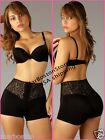 Vedette 5sh, Boxer Body Shaper, Push Up Panty, High Waist Panty Enhancer Black