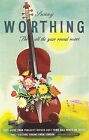 """""""SUNNY WORTHING"""" Vintage 1954 British Rail Art Deco Railway Poster A1A2A3A4Sizes"""