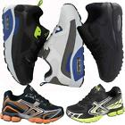 BOYS BLACK SCHOOL SHOES KIDS GIRLS SKATE BOOTS TRAINERS BACK TO SCHOOL SIZE 13-6