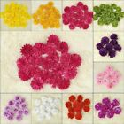 100* Chinese Flower Heads Artificial Silk Flower Party Wedding Home Decors FH10