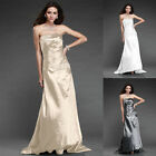 Sexy Women's Dress Cocktail Prom Ball Party Elegant Bridesmaid Size 0 2 4 8 10