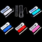 Wii REMOTE Control Wireless Controller For Nintendo WII + Silicone cover