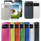 Hot For Samsung Galaxy S4 i9500 AUTO WAKEUP/SLEEP Flip Cover Protection Case