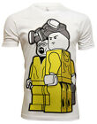 Retro Lego Breaking Bad TV Poster T-Shirt