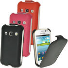 PU Leather Slim Flip Skin Case Cover Holder Pouch for Samsung Galaxy Fame S6810