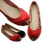 ollio Womens Ballet Flats Loafers Bowed Comfort Faux-Suede Leopard Shoes