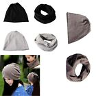 Popular Unisex Dual Purpose Scarf Hats Cap Baggy Beanie Fit childbirth Pregnant