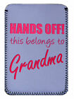 Grandma gift Hands off COVER, CASE POUCH Fits Kindle,3&3g, 4, Touch, Paperwhite