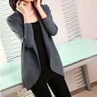 2013 Autumn New Women's Loose Long Sleeve Cardigan Knitted Sweater Shrug Shawls
