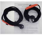 Anti-Frost Pipe heating cable with Plug Freeze protection Pipe heater 1m-18m