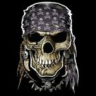 NEU, Biker, Chopper, Fantasy, Gothic T-Shirt, Reaper, Tot, Pirate Skull, M - 6XL