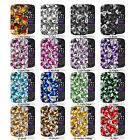 D Bling Crystal Rhinestone Gems Back Hard Skin Case Cover For Blackberry Q10