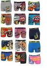 MENS Novelty Funny Cartoon Character Boxer Shorts Underwear