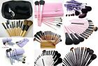 S M L Sets of Professional Makeup Brushes Great Quality Gift Christmas Sale UK