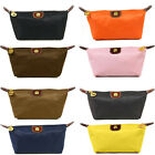 NEW Women's Travel Make Up Cosmetic Zipper Pouch Bag Clutch Handbag Purse Case