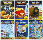 ANGRY BIRDS STAR WARS - Range of Colouring & Sticker Books/Sets (Christmas Gift)