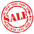 SALE SIGN SHOP RETAIL WINDOW POSTERS / STICKERS