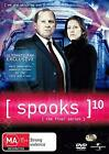 Spooks : Series 10 - DVD Region 4 Brand New Free Shipping